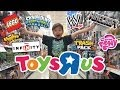 "TOYS ""R"" US Shopping!!! Minecraft, LEGO, WWE, Disney Infinity, Trash Pack, My Little Pony & More!"