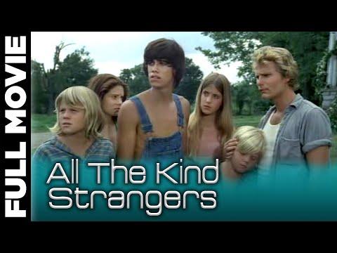 All The Kind Strangers (1974) | Robby Benson, Samantha Eggar | American Thriller Movie