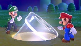 Nonton Super Mario 3d World Co Op Walkthrough   World 1  2 Player  Film Subtitle Indonesia Streaming Movie Download