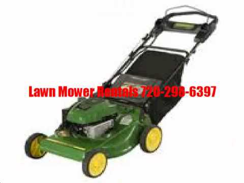 Lawn Mower Repair Aurora CO | 720-204-2159