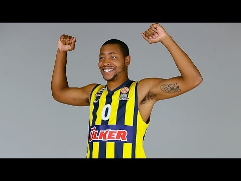 Andrew Goudelock, Top 5 plays, Season 2014-15
