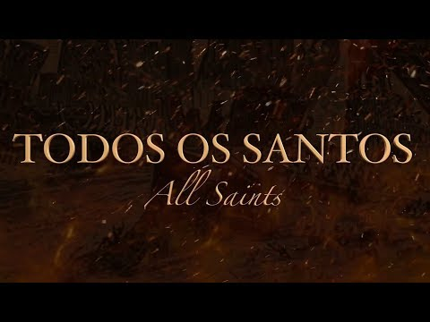 Todos Os Santos (Lyric Video)