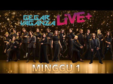 [LIVE] Gegar Vaganza 2020 Live + | Minggu 1