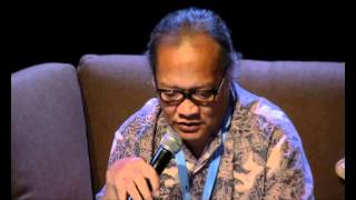 ConversAsians 2012 | In Conversation with Rahayu Supanggah