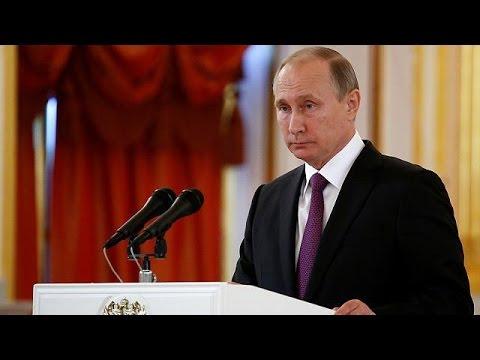 Συγχαρητήρια Πούτιν στον Τραμπ