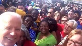 Sumter (SC) United States  city photos : VP Biden in Sumter SC