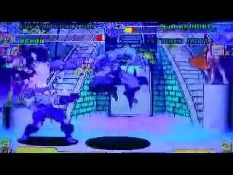 marvel vs capcom clash of super heroes dreamcast iso
