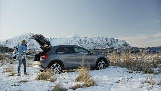 Mercedes-Benz TV: North Of The Comfort Zone