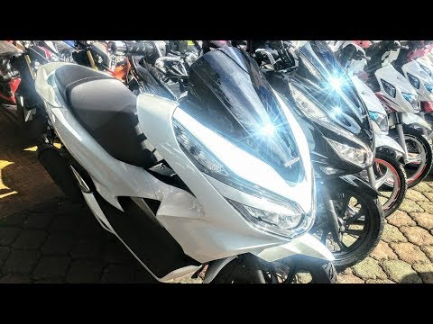 Honda PCX 150cc 2018 Review By Seyha Motor