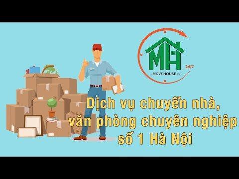 Dịch vụ chuyển nhà chuyển văn phòng trọn gói giá rẻ uy tín tại Hà Nội