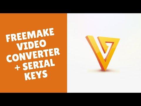 FreemakeVideoConverter Gold Pack And Super Speed Pack Serial Keys 2019 Tutorial