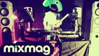Julio Bashmore, Mosca & Mistajam - Live @ Mixmag Lab LDN 2012