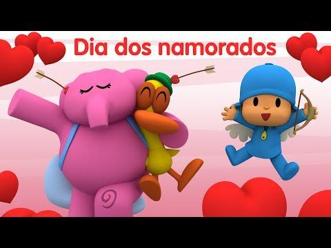 Pocoyo português Brasil - Pocoyo - Especial dia dos namorados  12 junho