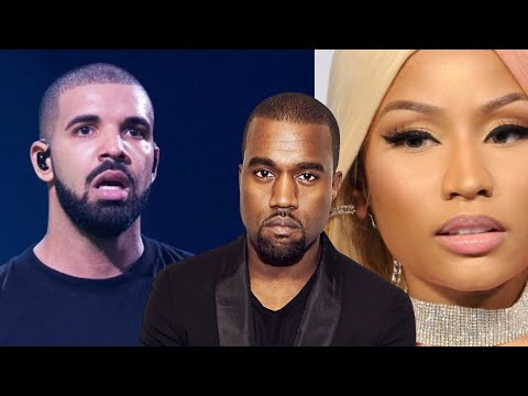 Nicki Minaj defends album sales calls out Haters, Drake really hates Kanye West