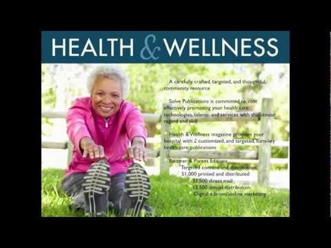 Health & Wellness magazine, Solve Publications