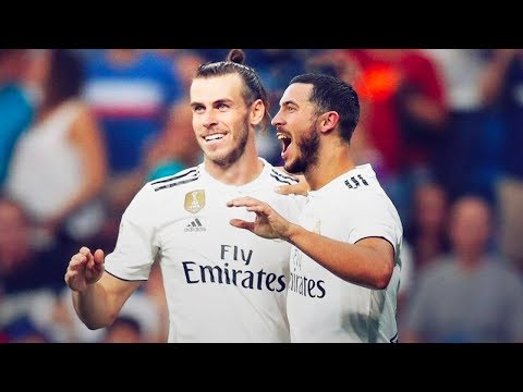Will Bale And Hazard Play Together At Real Madrid? - Oh My Goal