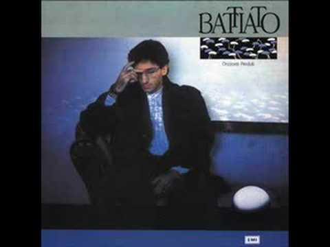 , title : 'Franco Battiato - La musica è stanca'
