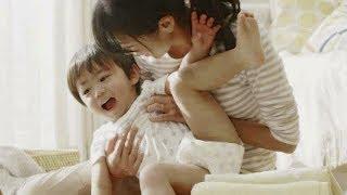 赤ちゃんはおむつ卒業するまで何回替えるのでしょうか?パンパースPR動画
