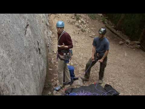 Rock Climbing Hardware - Mountaineering (видео)