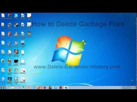 Remove Junk Files to Clean Up Your Computer