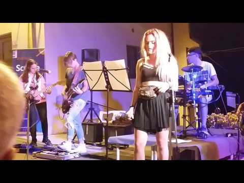 American Idiot - Green Day (Cover by Camp Rock's Band) live in Montescudaio