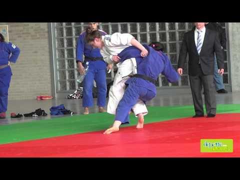 Judo Fase Sector Norte 2015 Cámara Lenta 16