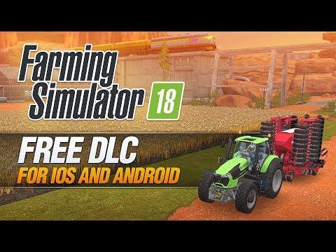 Farming Simulator 18 Mobile + Free DLC