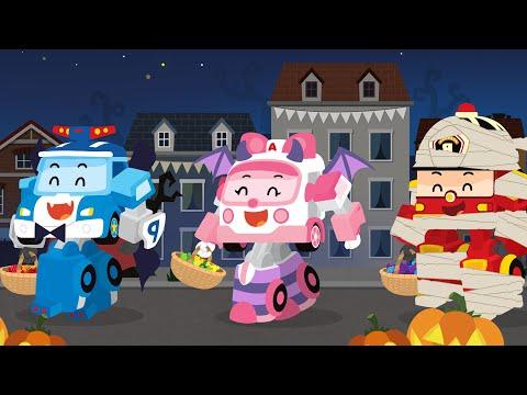 Robocar POLI Halloween Special Ep.3 | Halloween Episodes & Nursery Rhymes | 22 Mins |Robocar POLI TV