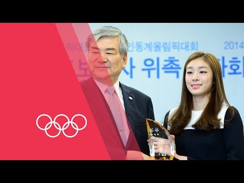 The Hub – Yuna Kim Becomes 2018 Pyeongchang Ambassador | 11/10/2014