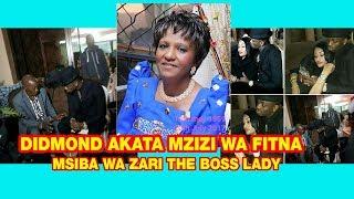 DIAMOND PLATNUMZ Akata Mzizi wa fitina Kwenye MSIBA WA MAMA ZARI THE BOSS LADY Ni baada ya watu wengi kuamini...