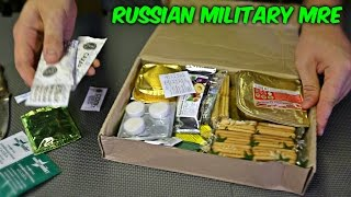 Russian Military MRE | Military Ready to Eat