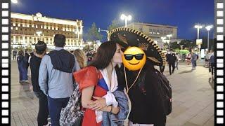 Video EL PODER DEL SOMBRERO MEXICANO EN RUSIA MP3, 3GP, MP4, WEBM, AVI, FLV Juli 2018