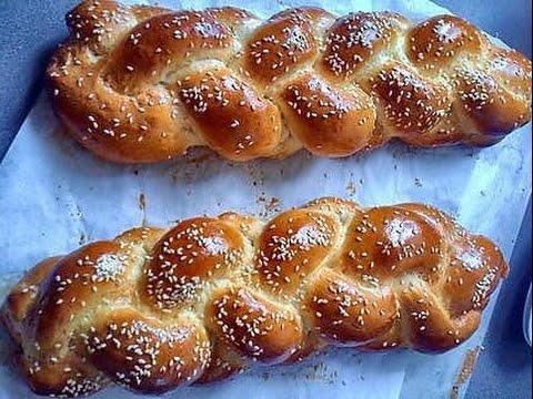 video ricetta: trecce dolci di pan brioche