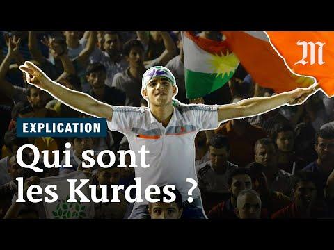 Qui sont les Kurdes ? Explication, en cartes et en images