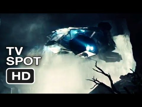 Batman 3: The Dark Knight Rises - Spot Internacional
