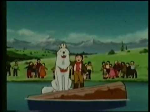 Cagnolone bianco sebatien il cane amico di belle sigla sigle