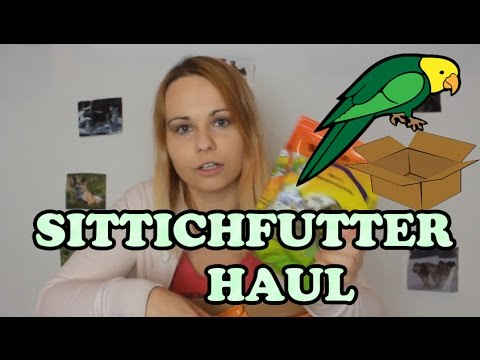 Mein großer Sittichfutter-Einkauf bei Rico´s Futterkiste! Unboxing | Sittiche & Papageien | HAUL