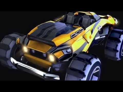 Firefall — New Transportation Pack (Racer)