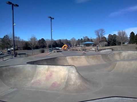 Canon city skate park