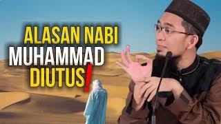 Video MENGEJUTKAN‼️ Inilah Alasan Nabi Muhammad Diutus untuk Semua Kaum - Ustadz Adi Hidayat LC MA MP3, 3GP, MP4, WEBM, AVI, FLV April 2019