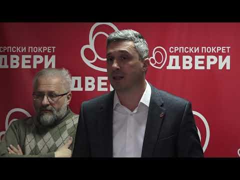 Представљен Проглас Српског покрета Двери о биоетици