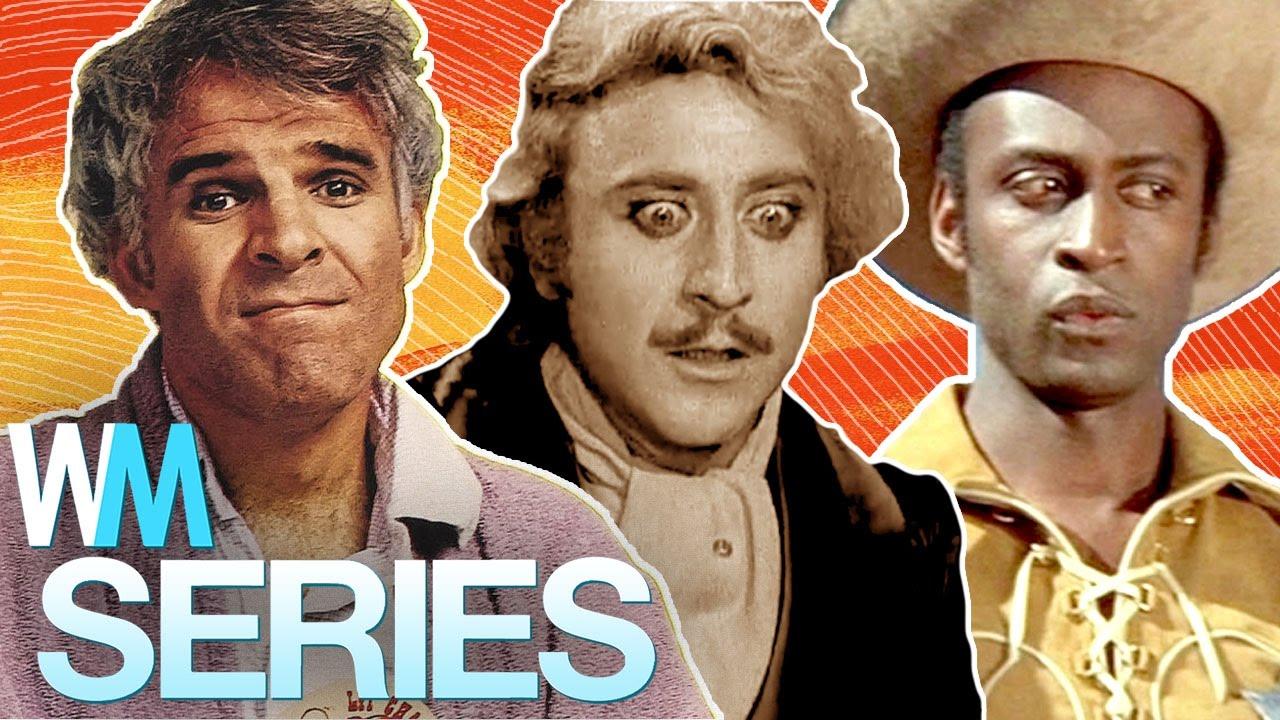 Top ten movie comedy