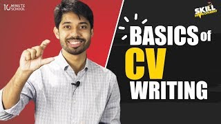 Series: CV Writing Instructor: Ayman Sadiq (Founder, 10 Minute School) Learn anything from 10 Minute School! We have lessons...