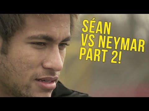Vidéo: Freestyle – Séan Garnier vs Neymar Jr