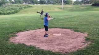 Hitting practice five