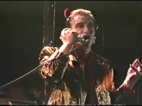 U2 - Macphisto Speach (Live from Adelaide, Australia 1993)