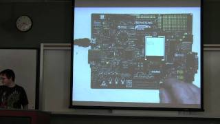 Embedded Systems Course -- Lab 2 Demonstration