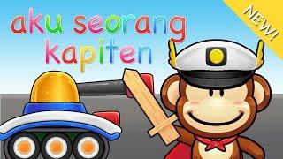 Video Lagu Anak Indonesia | Aku Seorang Kapiten MP3, 3GP, MP4, WEBM, AVI, FLV Januari 2019