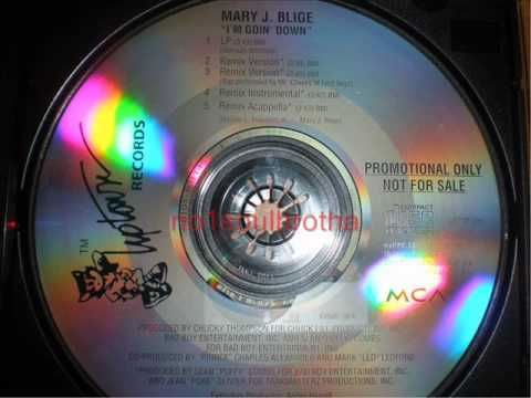 "Mary J. Blige ""I'm Goin' Down"" (Bad Boy Remix)"