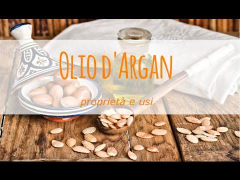 olio di argan: proprietà e usi!
